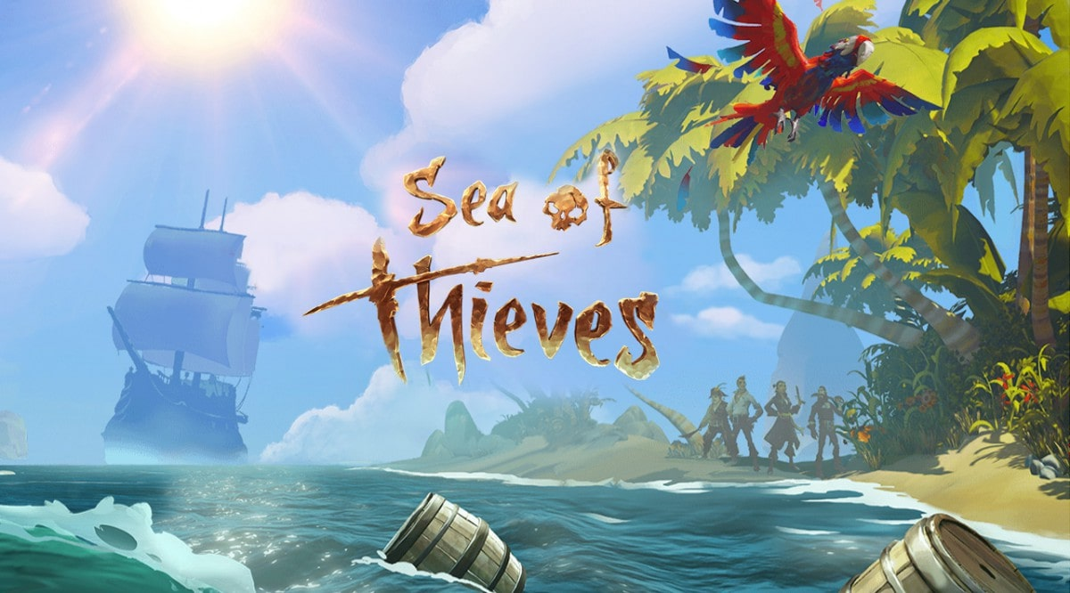 какой онлайн в Sea of thieves