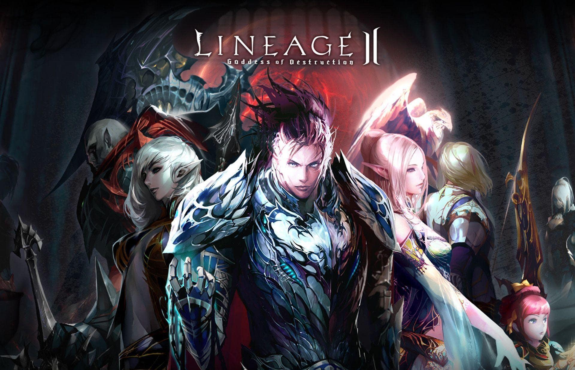 какой онлайн в Linage 2