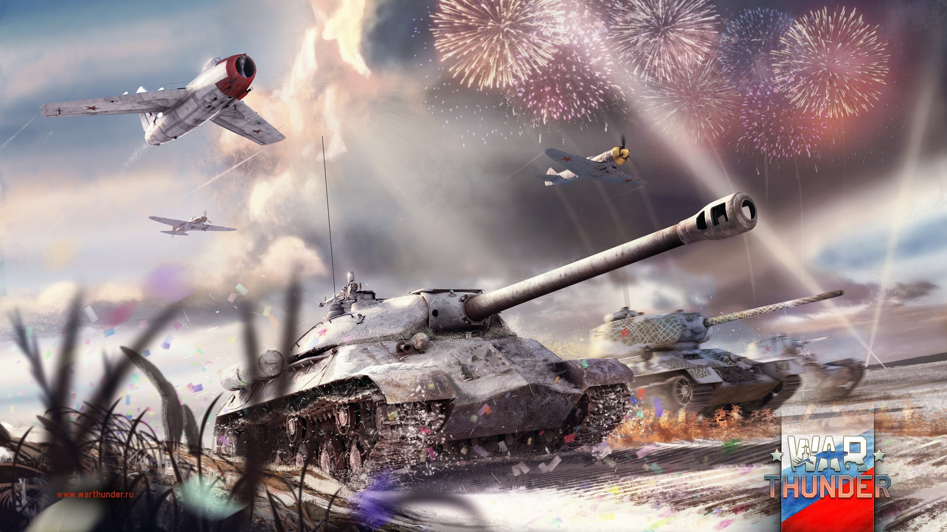 какой онлайн в War Thunder