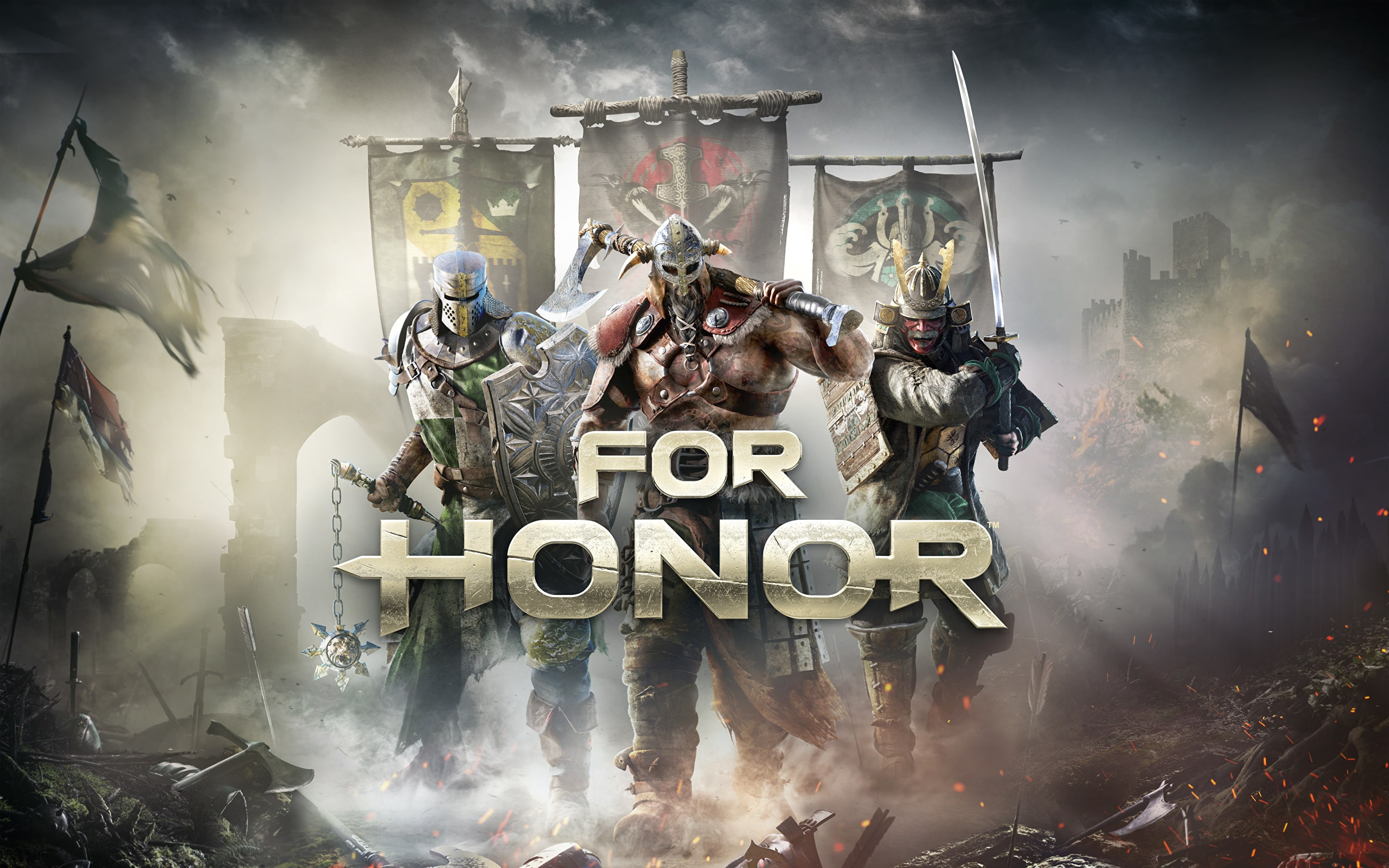 какой онлайн в For Honor