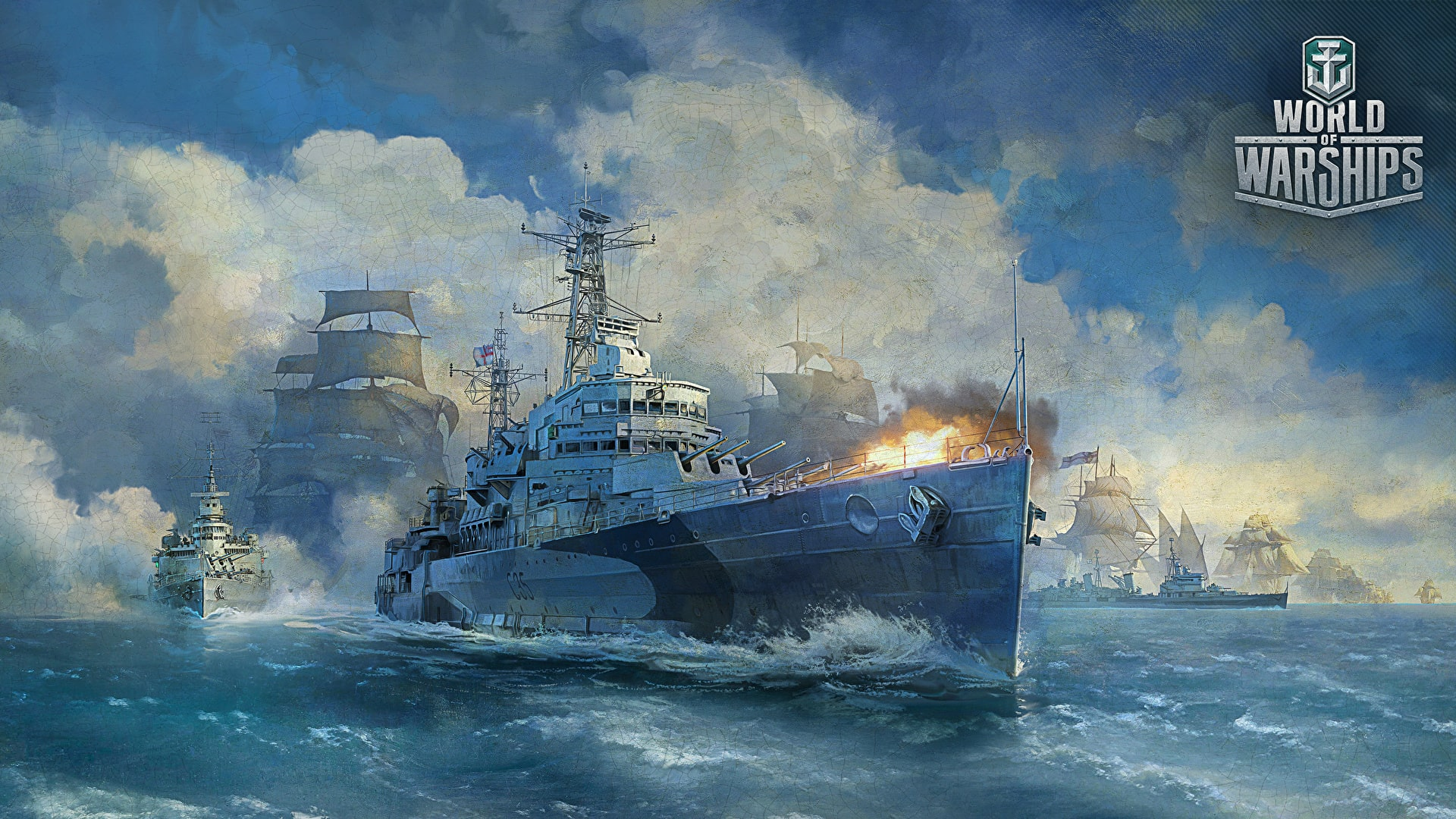 какой онлайн в World of Warship