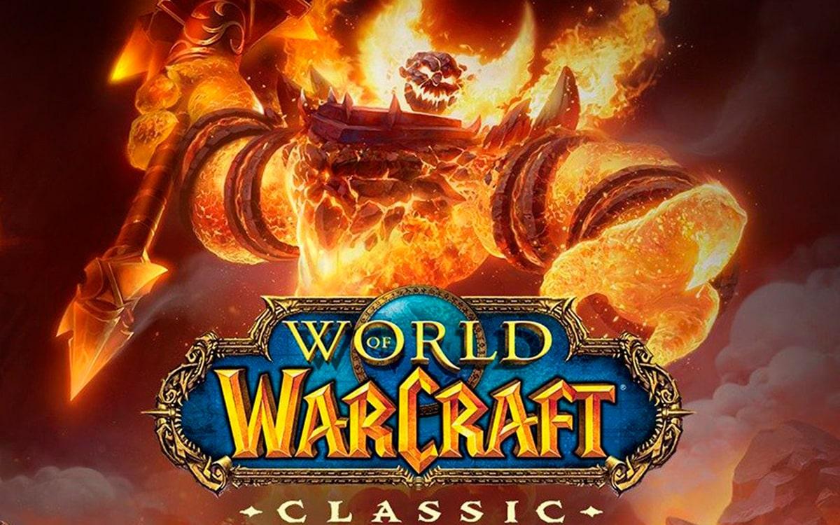 какой онлайн в World of Warcraft: Classic