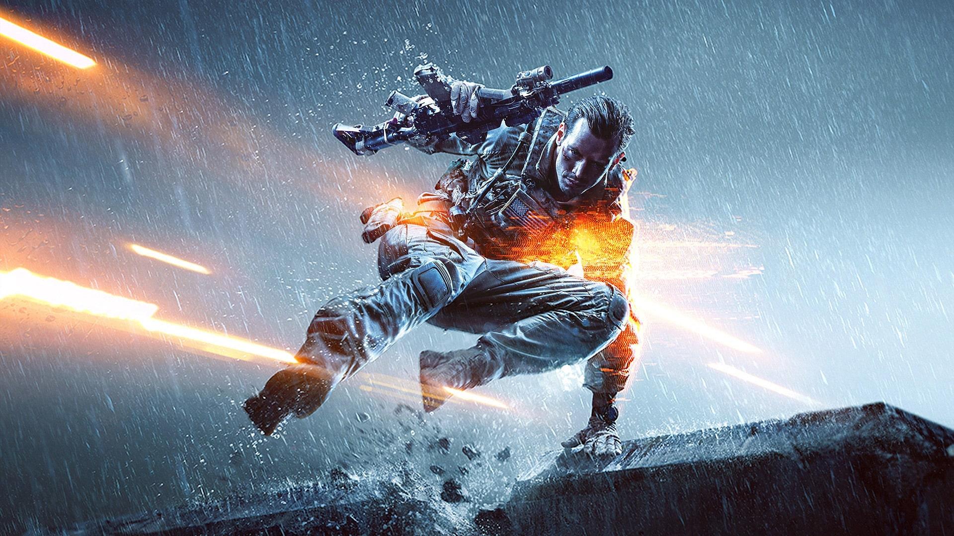 какой онлайн в Battlefield 1