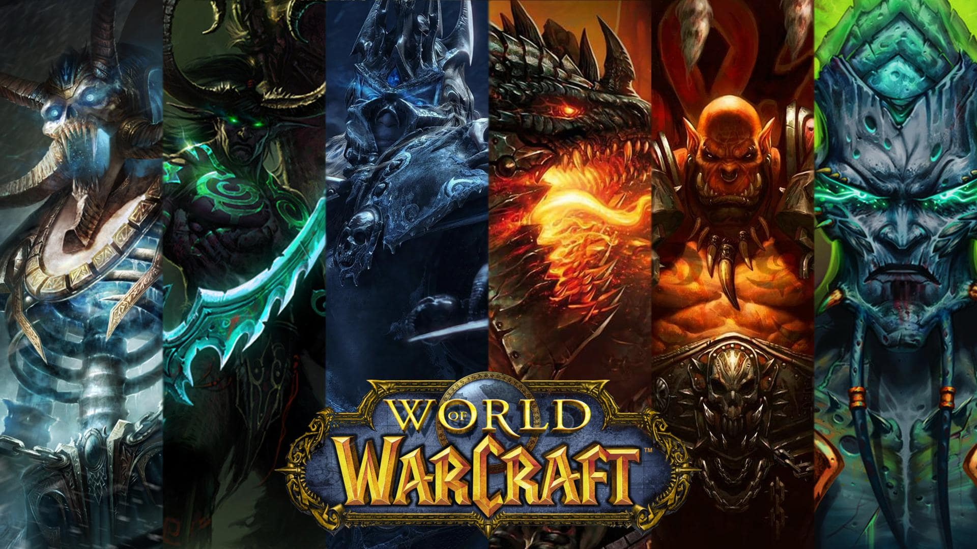 какой онлайн в World of Warcraft